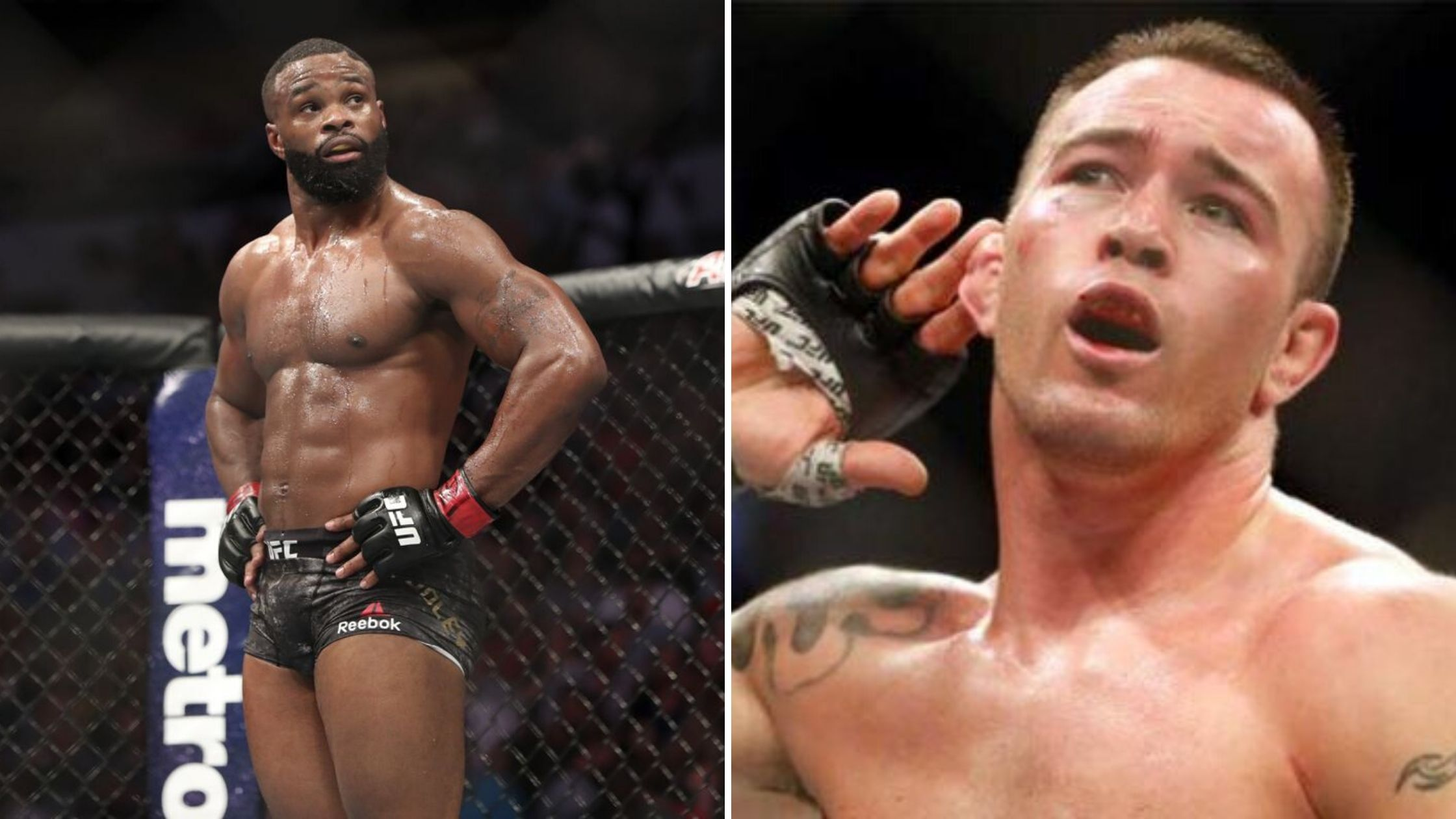 Tyron Woodley Sets Late 2020 Date For Exterminating Roach Colby Covington Mma India