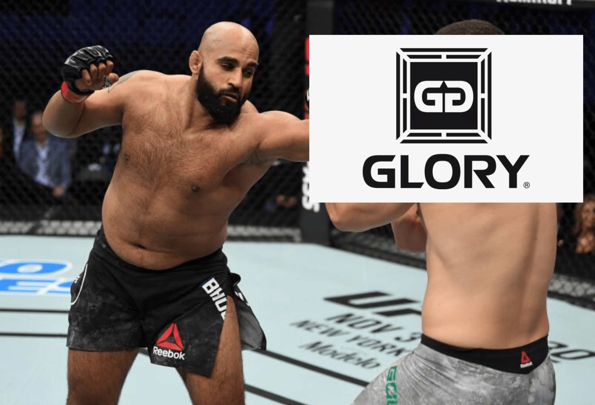 Arjan Bhullar tries to recruit out of work Glory kickboxers to ONE Championship - GLORY