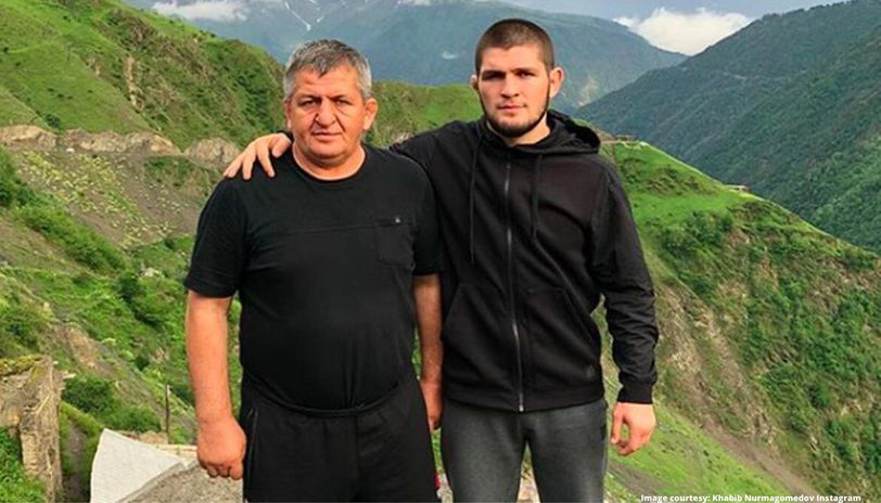 Abdulmanap Nurmagomedov suffered heart attack and stroke - Abdulmanap