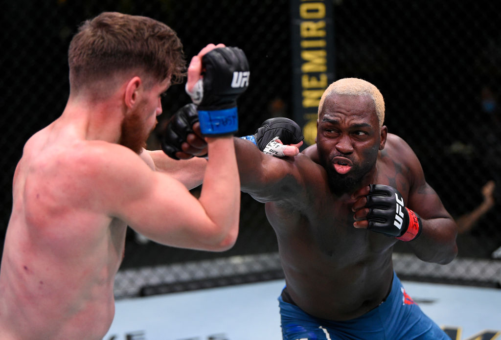 Derek Brunson explains why he wants to fight Jack Hermansson - Brunson