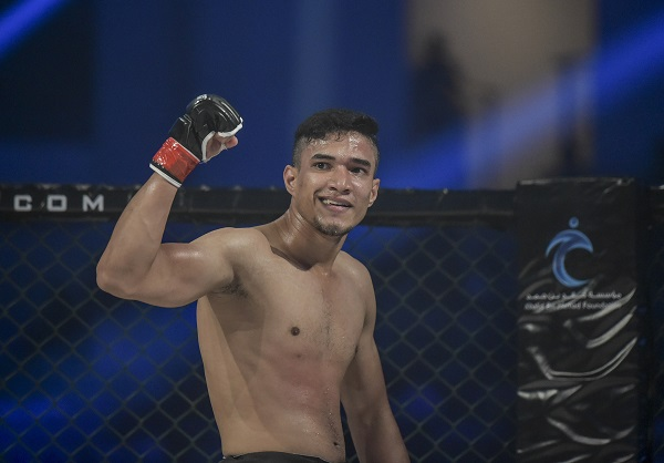 Mohammed Farhad plans to fight in 2020, eyeing BRAVE bantamweight title - Farhad