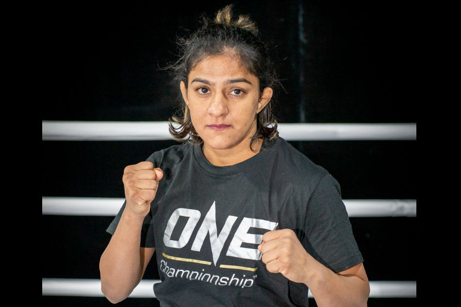 Friday Fighter of the Week : Ritu Phogat - Friday Fighter of the Week : Ritu Phogat