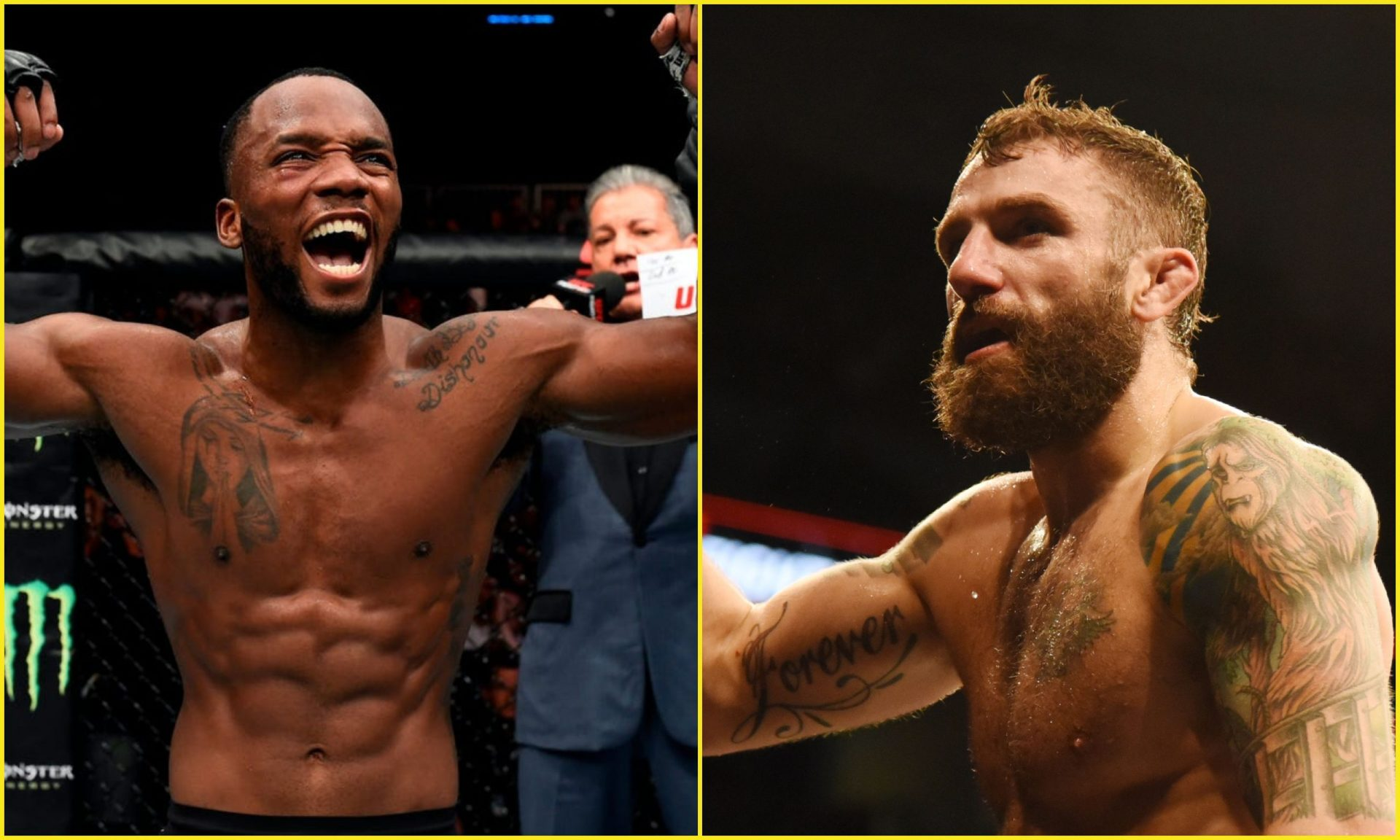 Michael Chiesa likes the matchup against Leon Edwards - Chiesa