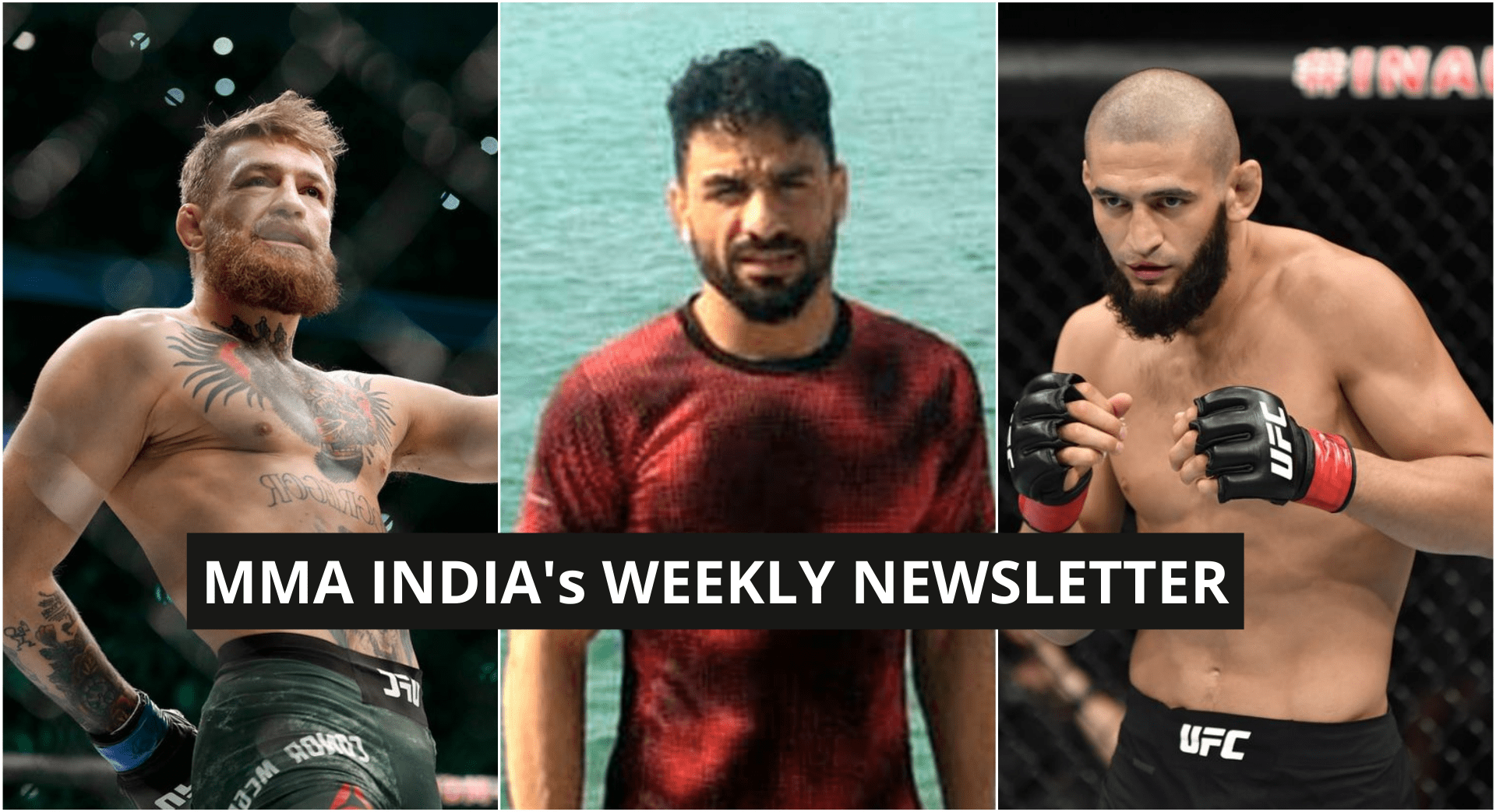 MMA India's Weekly Roundup (8-14 September): Iran executed Navid Afkari, McGregor arrested for alleged sexual assault and more - Navid
