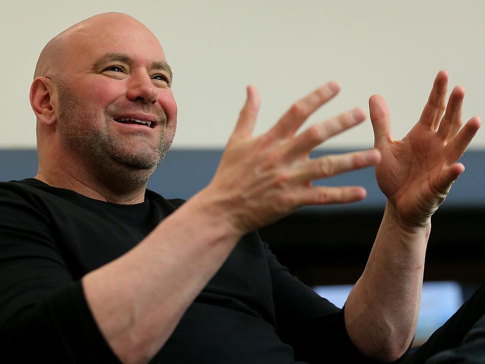 Lawyers aiming to dismiss Dana White Sex tape lawsuit - Dana White