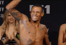 Alex Oliveira discusses