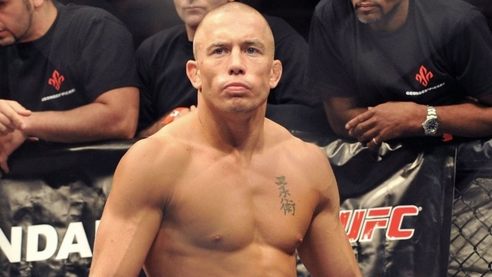 Georges St-Pierre Explains Why he Won't Fight Tyron Woodley