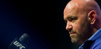 Dana White admits