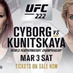 UFC 222 Predictions