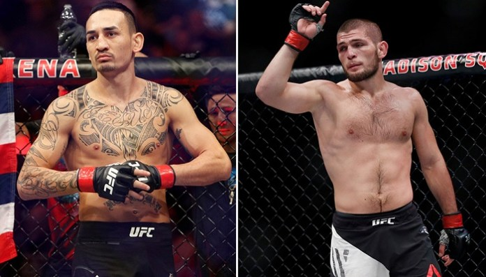 Max Holloway vs. Khabib Nurmagomedov