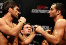 Lyoto Machida Gegard Mousasi