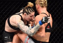 Holly Holm vs. Megan Anderson