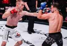 Michael MacDonald fights Peter Ligier at Bellator 191