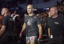 Junior dos Santos UFC Boise