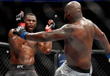 Derrick Lewis believes Francis Ngannou