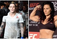 Megan Anderson vs. Cat Zingano