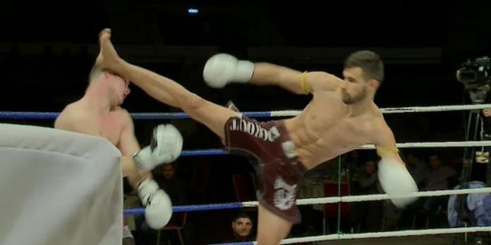 """VIDEO. """"Bătălia Titanilor"""": Toate rezultatele și KO-urile unei gale de succes"""