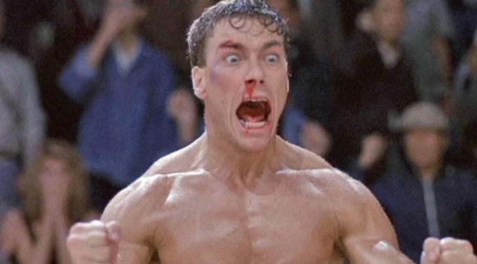 VIDEO. Jean-Claude Van Damme antrenează un luptător din UFC (fost campion)!