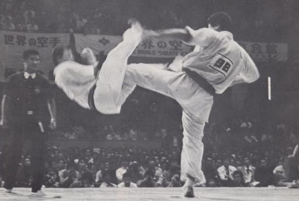 VIDEO. Primul turneu mondial de Kyokushin Karate din 1975