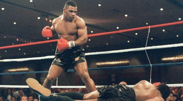 Într-un mod foarte didactic, Mike Tyson îți explică cum să dai un pumn de KO (VIDEO) Sursa foto: AFP AFP Getty Images