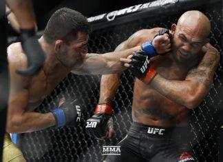 VIDEO. UFC Robbie Lawler vs. Rafael Dos Anjos-Rezultate și rezumate