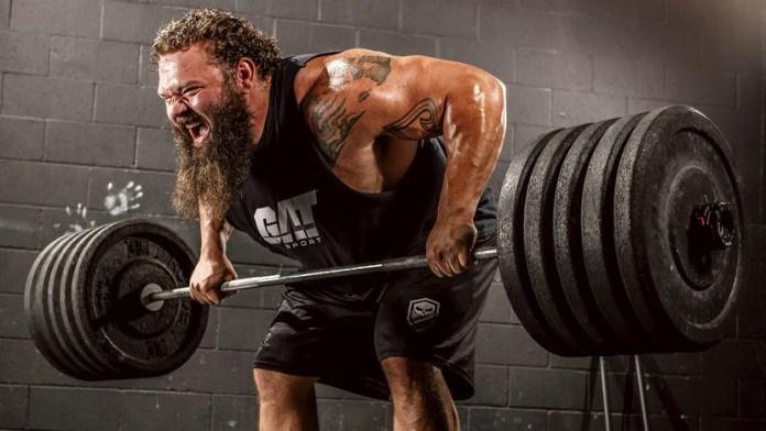 Robert Oberst mănâncă 20,000 calorii pe zi pentru a deveni cel mai puternic om din lume (VIDEO)