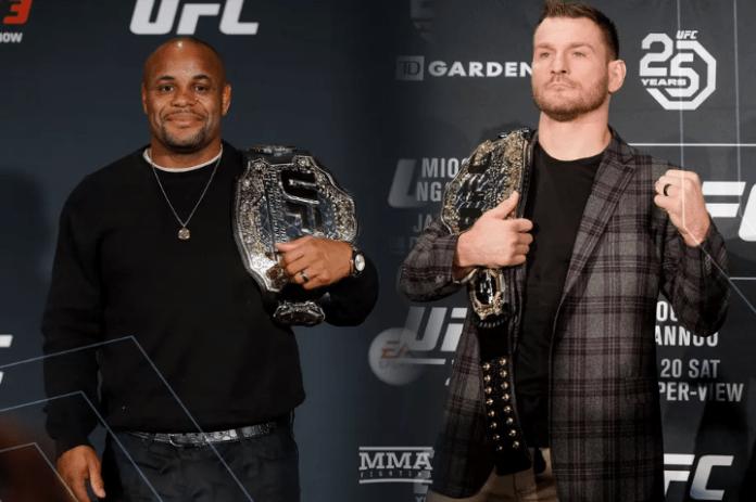 Lupta luptelor în UFC: Stipe Miocic vs Daniel Cormier se vor confrunta pentru titlul de campion la Heavyweight, la UFC 226!