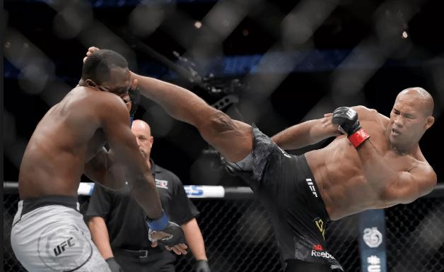 VIDEO. Rezumat UFC: Jacare Souza vs Derek Brunson 2