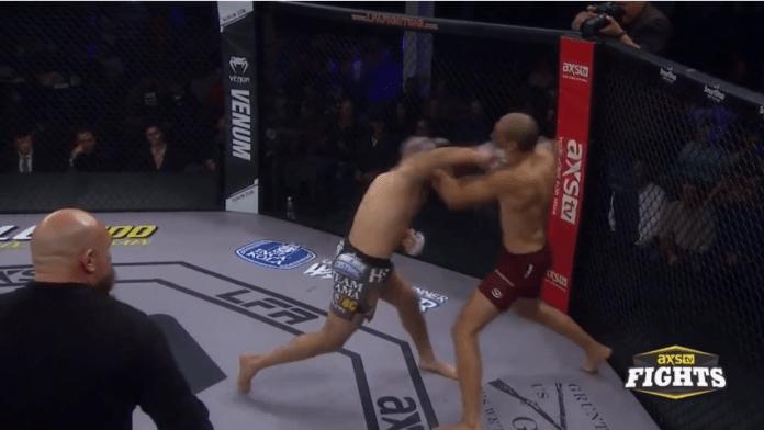2 KO-uri brutale la LFA 30 - VIDEO cu rezumatul galei de MMA!