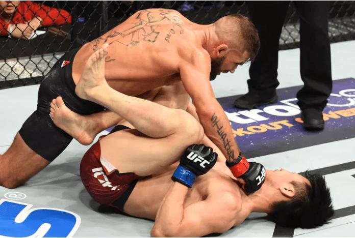 VIDEO. Rezultatele și rezumatul galei UFC Fight Night 124 Stephens vs Choi