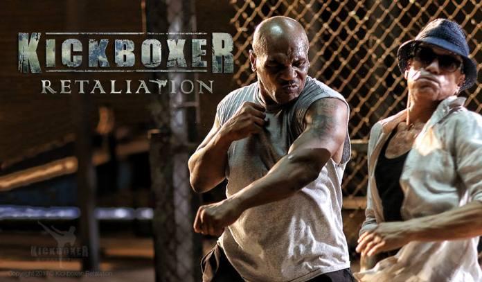 VIDEO. Mike Tyson, Van Damme, Muntele și Ronaldinho intră în contact în noul film Kickboxer: Retaliation (Represaliile)