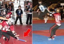 Combaton - cel mai brutal și spectaculos sport de echipă din America (VIDEO)