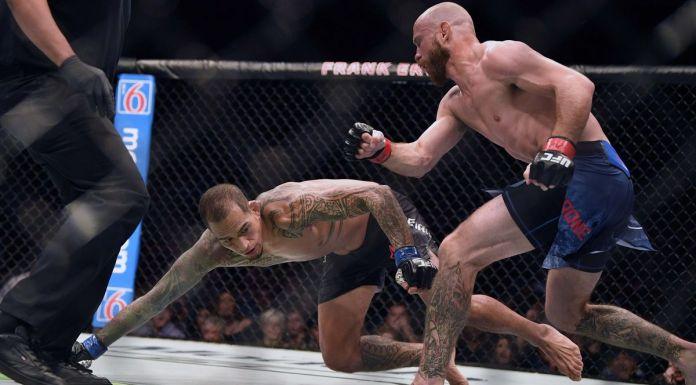 VIDEO. Rezultate UFC Austin: Donald 'Cowboy' Cerrone vs Yancy Medeiros