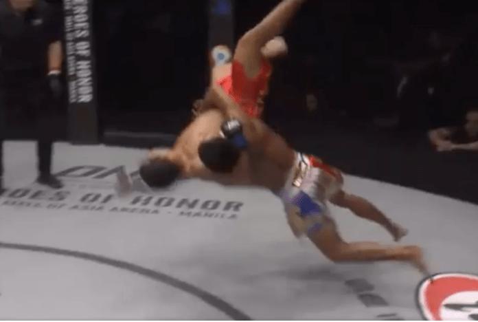 VIDEO. A câștigat lupta prin KO, iar ziua următoare a fost descalificat pentru că procedura folosită a fost ilegală