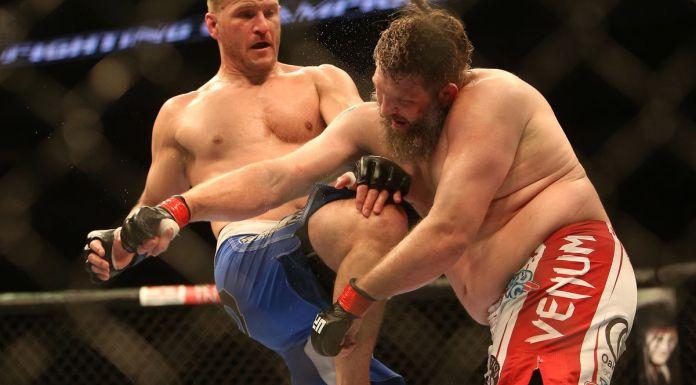 Cele mai violente momente din cariera campionului la Heavyweight, Stipe Miocic (VIDEO)