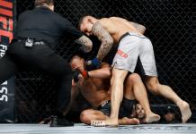 VIDEO. Rezultate și rezumat UFC: Eddie Alvarez vs Dustin Poirier. Vezi și cum l-a provocat Ion Cutelabă pe Daniel Cormier!