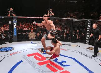 Cele mai tari faze de săptămâna aceasta din MMA (VIDEO)