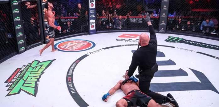 VIDEO. Bellator 205, rezultatele și rezumatele unei gale plină de KO-uri