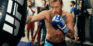 VIDEO. Conor McGregor a postat primul video cu antrenamentele sale pentru lupta cu Khabib Nurmagomedov