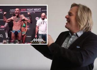 Limbajul nonverbal al lui Conor McGregor, analizat și explicat de un expert (VIDEO)