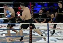 VIDEO. Daniel Ghiță și-a spulberat adversarul la Colosseum Tournament!