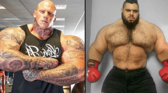 VIDEO. Urmează o bătălie între două bestii care vor să debuteze în MMA!