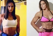 Barbara Nepomuceno vrea să-și facă debutul în MMA împotriva lui Gabi Garcia, luptătoarea de 107 kg și 1,87 m