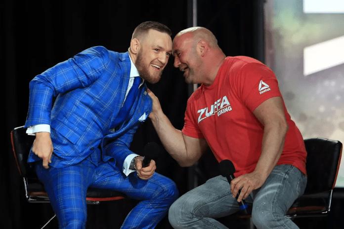 """Dana White: """"Conor McGregor ar fi luptătorul perfect dacă..."""""""