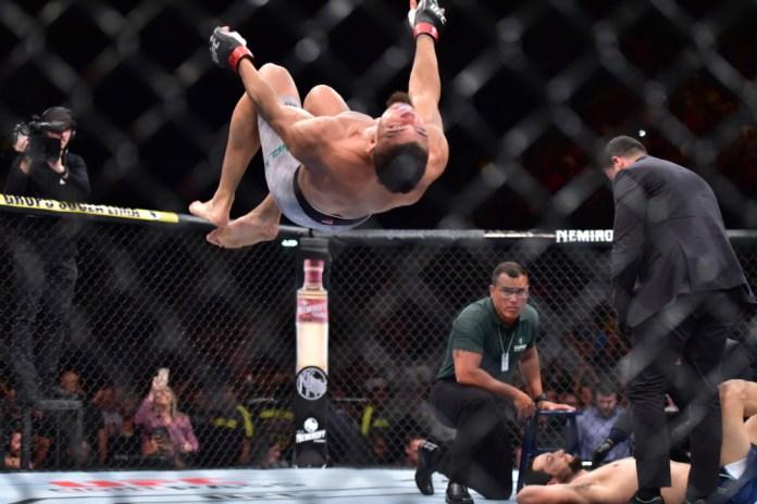 VIDEO. Rezultate UFC în Brazilia: Jose Aldo revine în stil de mare campion!