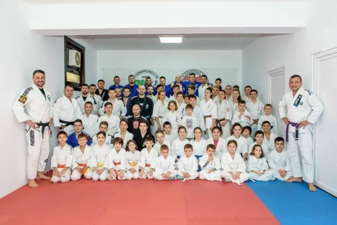 (P) O nouă sală de Jiu Jitsu Brazilian (BJJ) se va deschide la Piața Sudului, în București!