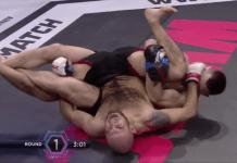 VIDEO. Banana split-o submisie extrem de rară și brutală! Intră să vezi fazele săptămânii din MMA!