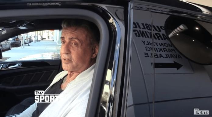 VIDEO. Vezi sfaturile lui Sylvester Stallone lui Conor McGregor