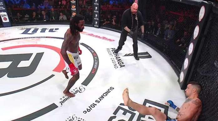 VIDEO. Rezultate și rezumate Bellator 219. O seară de scandal și knockouturi!