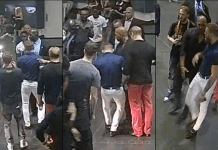 VIDEO. Nouă filmare de calitate îl arată pe Conor McGregor cum distruge telefonul unui fan!